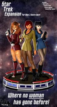Star Trek Expansion for Aiko 3