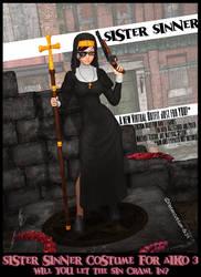 Sister Sinner for Aiko 3