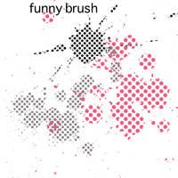 Circle Brush by FashionSecrets