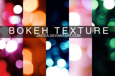 High Resolution Bokeh Texture by Jaicca