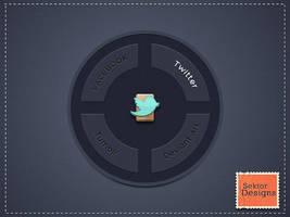 Social Circle Concept by slayerD1