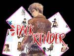 PACK RENDER SHINGEKI NO KYOJIN