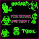 Toxic Brushes Photoshop 7