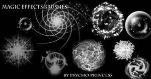 Magic Effect Brushes