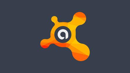 Avast (Fractal) Logo Vector