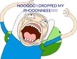 NOOOO MY PHOONE!!! by NoaCoolKid1
