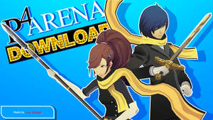 P3 Protagonists - Persona 4 Arena Outfits - [DL]