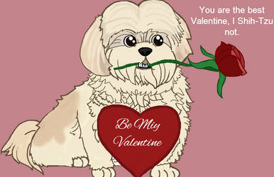 Be My Gizzy Valentine