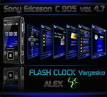 Flash Clock SE-905