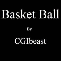 Basket Ball Animation