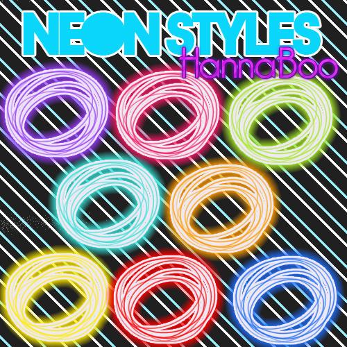 Neon Styles by HannaBoo _neon_styles__by_hannaboo-d57dbml