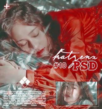 + PSD 1O. by katzenx