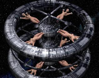 2030 Space Odyssey by Zerozero91