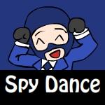 BLU Spy Caramell Dansen by Cacti