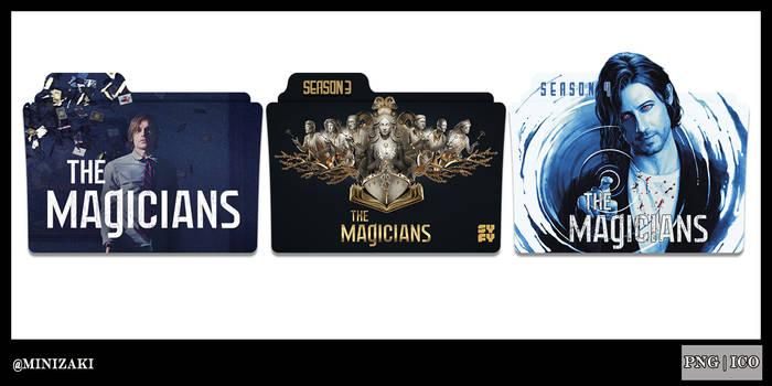 The Magicians Season 3-4 by MiniZaki
