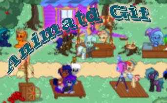 Sleeping Applejack Part 3/3 ( Pony Town ) GIF by Torpy-Ponius