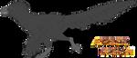 Utahraptor Amber Design Template by PrimalInstincts