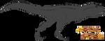 Carnotaurus Amber Design Template by PrimalInstincts