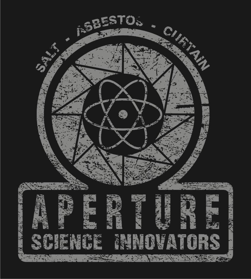 aperture science innovators 40s version by toolboxio onAperture Science Innovators