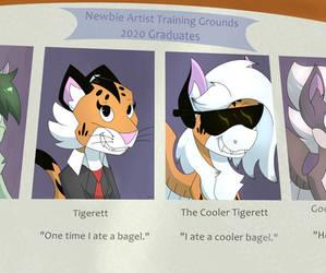 NATG Day 30: The Cooler Tigerett