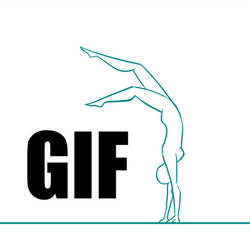 Back Handspring Gif by Ghost-Lyre