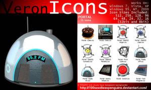VIcons - Portal