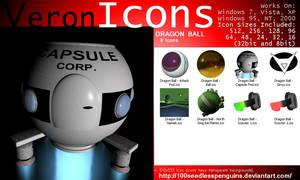 VIcons - Dragon Ball