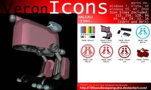 VIcons - Halcali