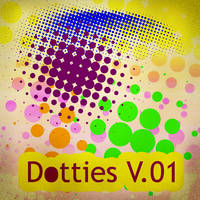 Dotties V.01 Photoshop Brush by blubird