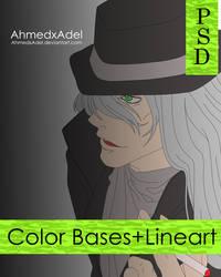Gin-Detective Conan by ahmedxadel