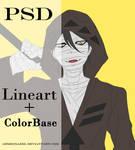 Foster Isaac (PSD) by ahmedxadel