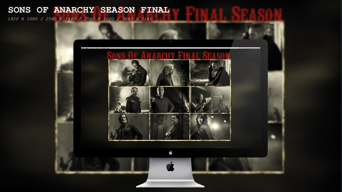 Sons Of Anarchy Final Season Wallpaper HD by BeAware8