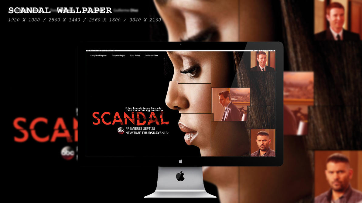 Scandal Wallpaper HD by BeAware8