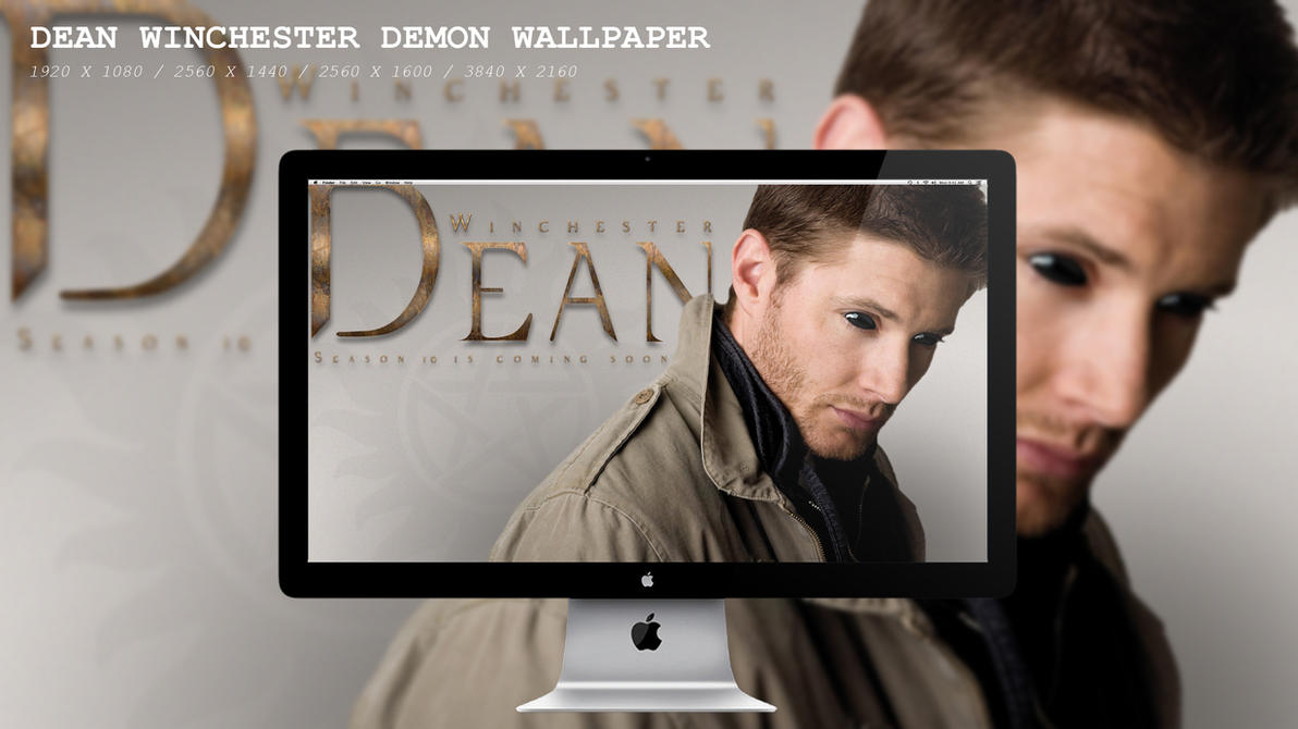 Dean Winchester Demon Wallpaper HD by BeAware8