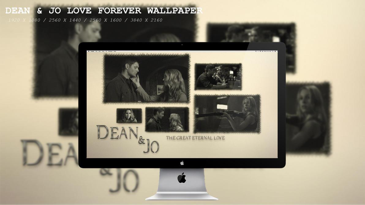 Dean & Jo love forever Wallpaper HD by BeAware8