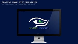Seattle hawk eyes Walllpaper HD