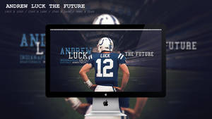 Andrew Luck The Future Wallpaper HD