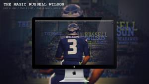 The Magic Russell Wilson Wallpaper HD