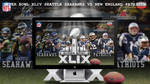 Super Bowl XLIV Seattle Seahawks Vs Patriots by BeAware8
