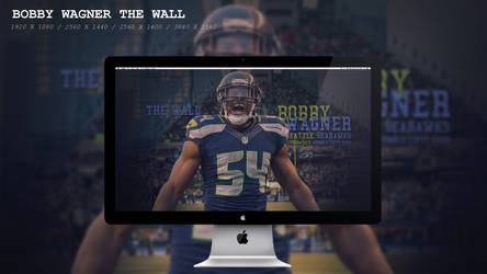 Bobby Wagner The Wall Wallpaper HD by BeAware8