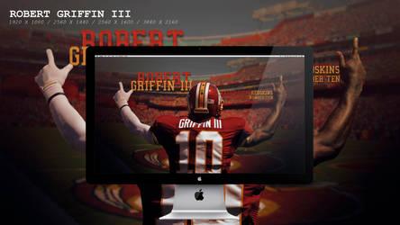 Robert Griffin III Wallpaper HD by BeAware8