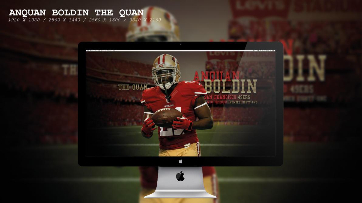 Anquan Boldin The Quan Wallpaper HD by BeAware8