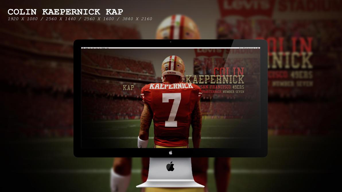 Colin Kaepernick Kap Wallpaper HD by BeAware8