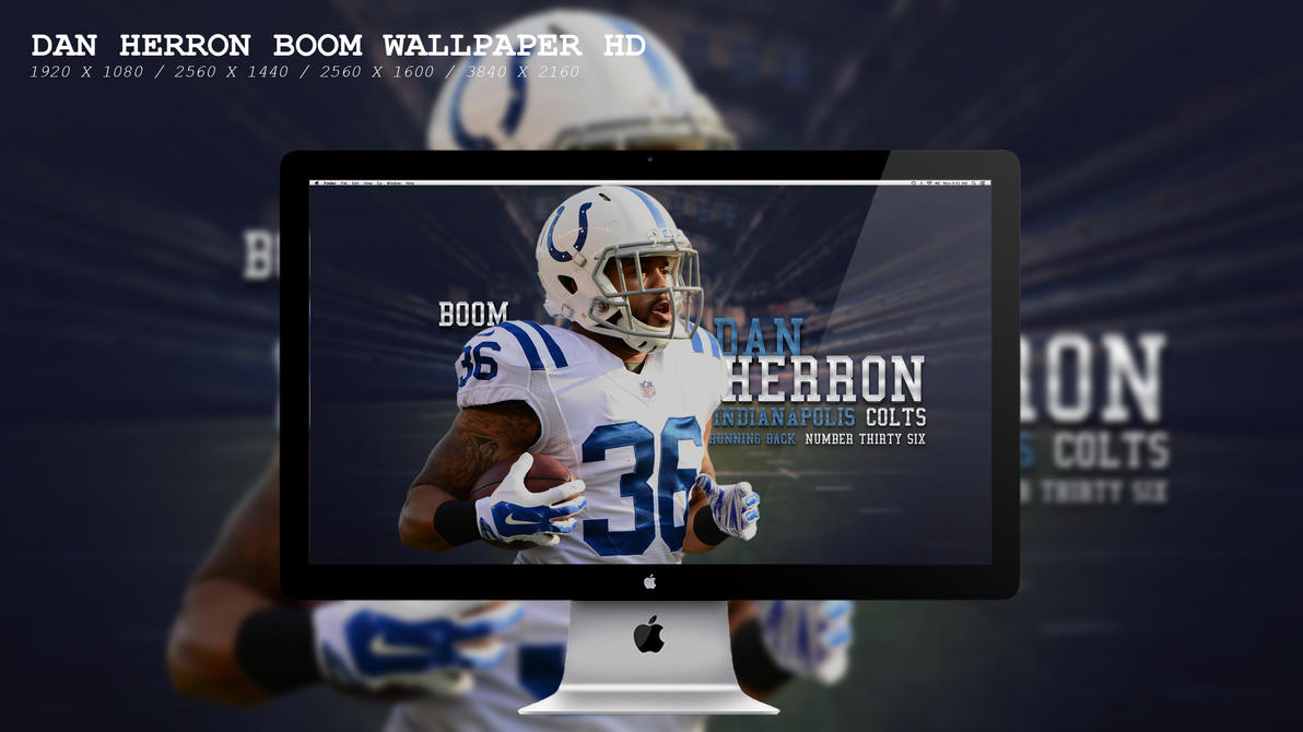 Dan Herron Boom Wallpaper HD by BeAware8