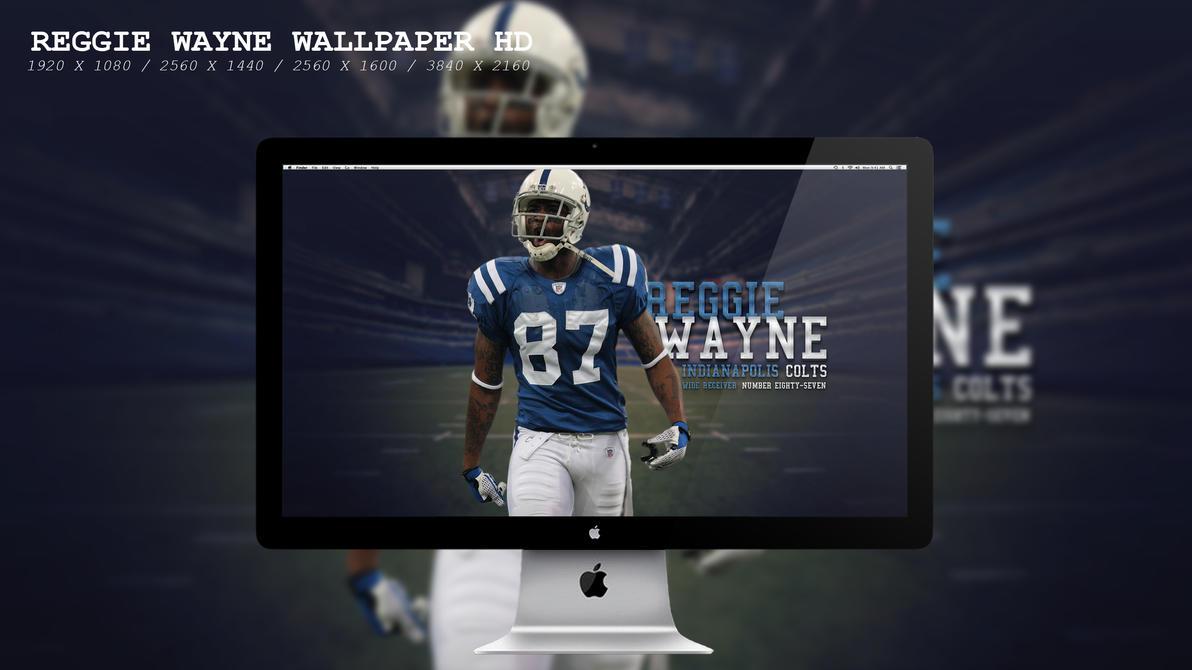 Reggie Wayne Wallpaper HD by BeAware8