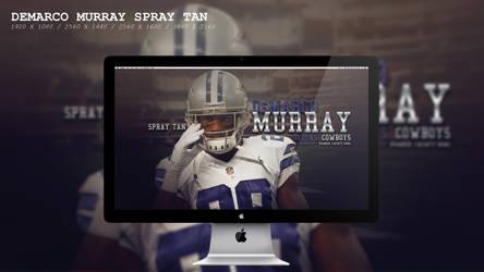 DeMarco Murray Spray Tan Wallpaper HD by BeAware8