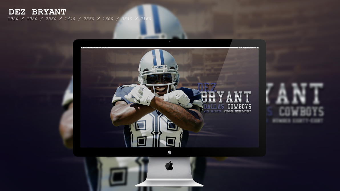 Dez Bryant Wallpaper HD By BeAware8 On DeviantArt