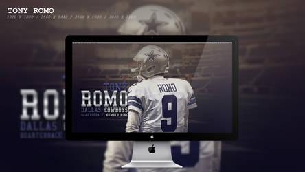Tony Romo Wallpaper HD by BeAware8