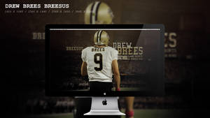 Drew Brees Breesus Wallpaper HD
