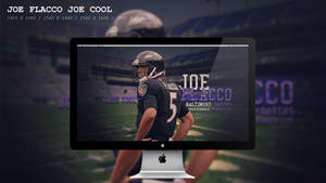 Joe Flacco Joe Cool Wallpaper HD
